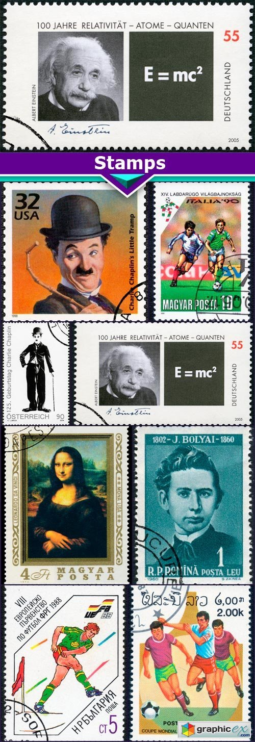 Stamps 8X JPEG