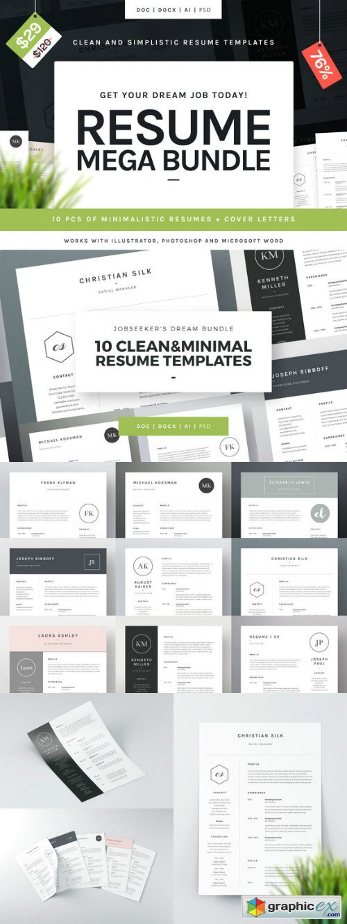 Resume Mega Bundle