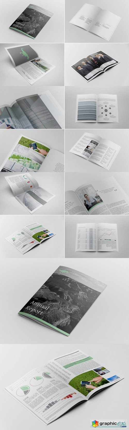 Annual Report Template 363947