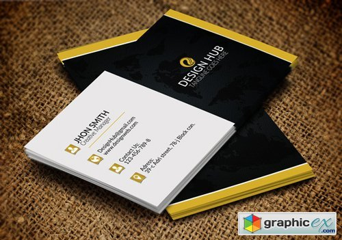 Business Card Template - 293889