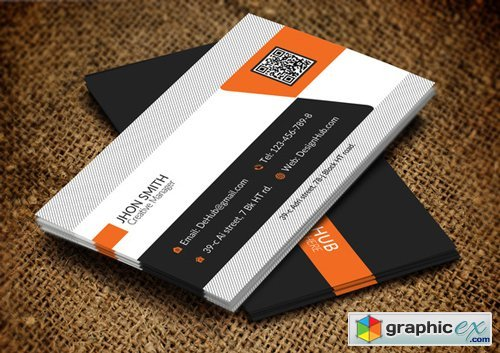 Business Card Template - 313720