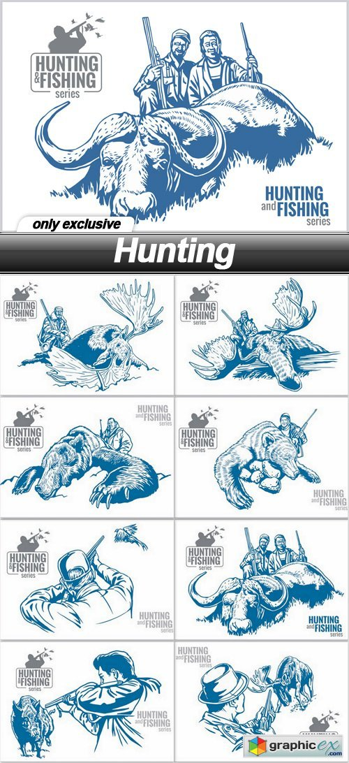 Hunting - 8 EPS