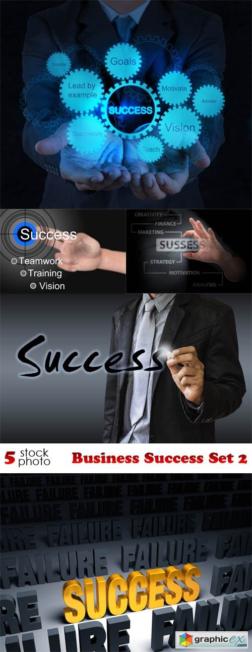 Photos - Business Success Set 2