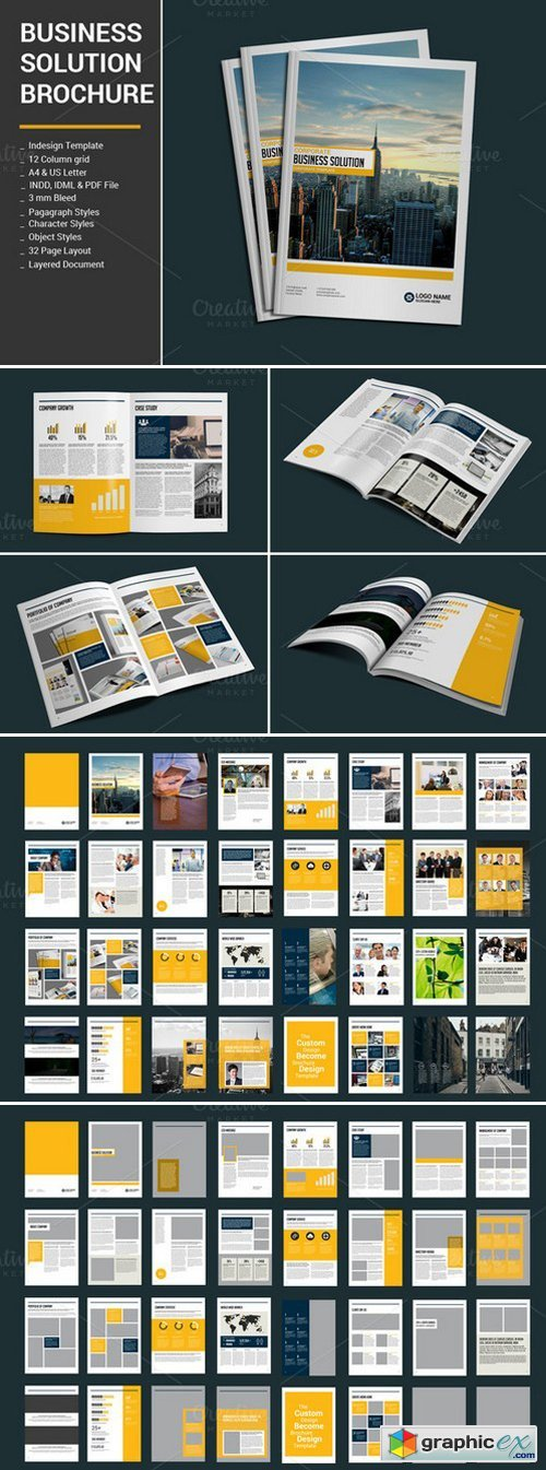 Business Solution Brochure