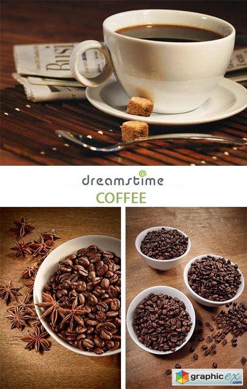 Coffee - 3xTIFF