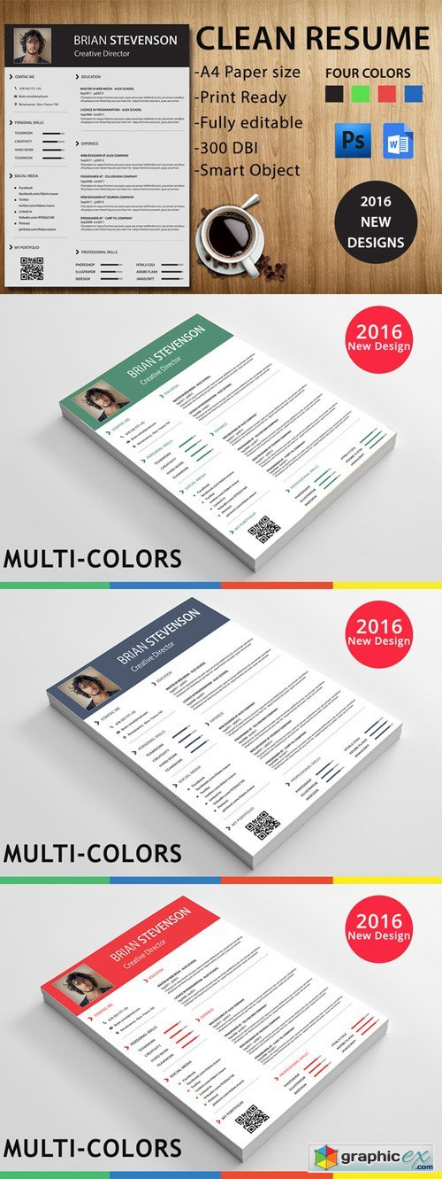 Resume Template 436693