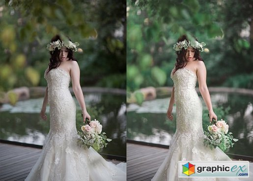Greater Than Gatsby - The Wedding Collection Presets