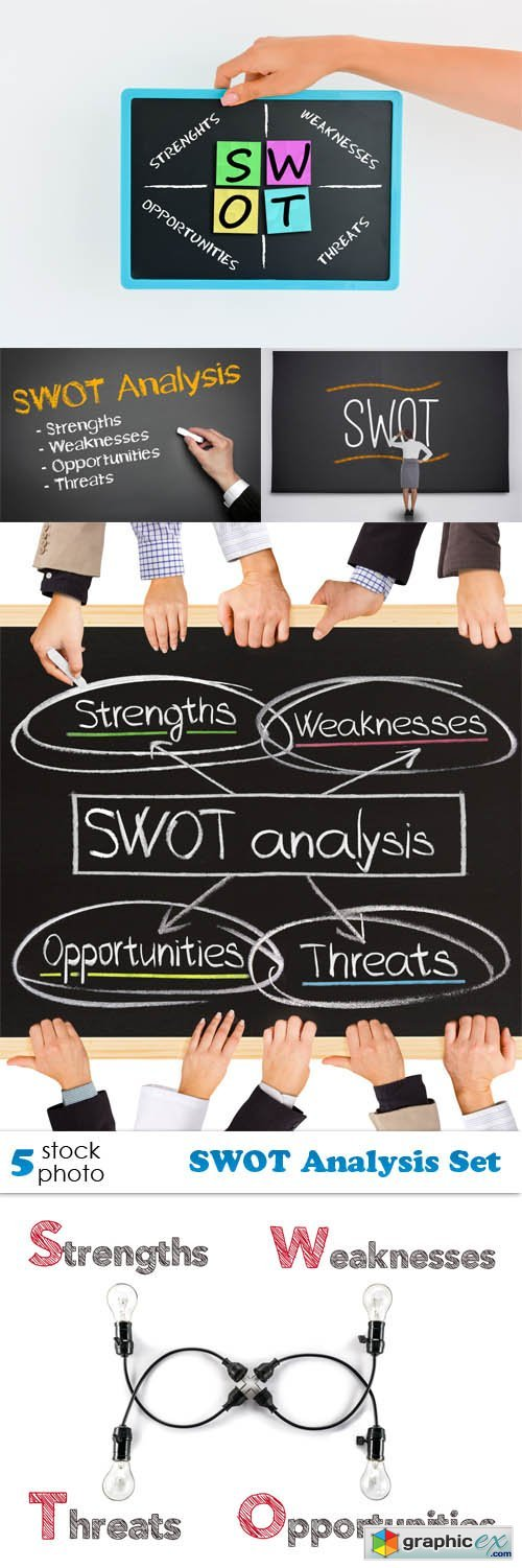 Photos - SWOT Analysis Set