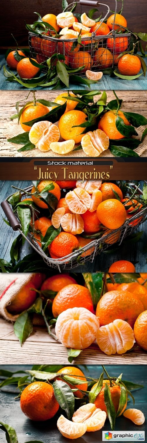 Juicy Tangerines