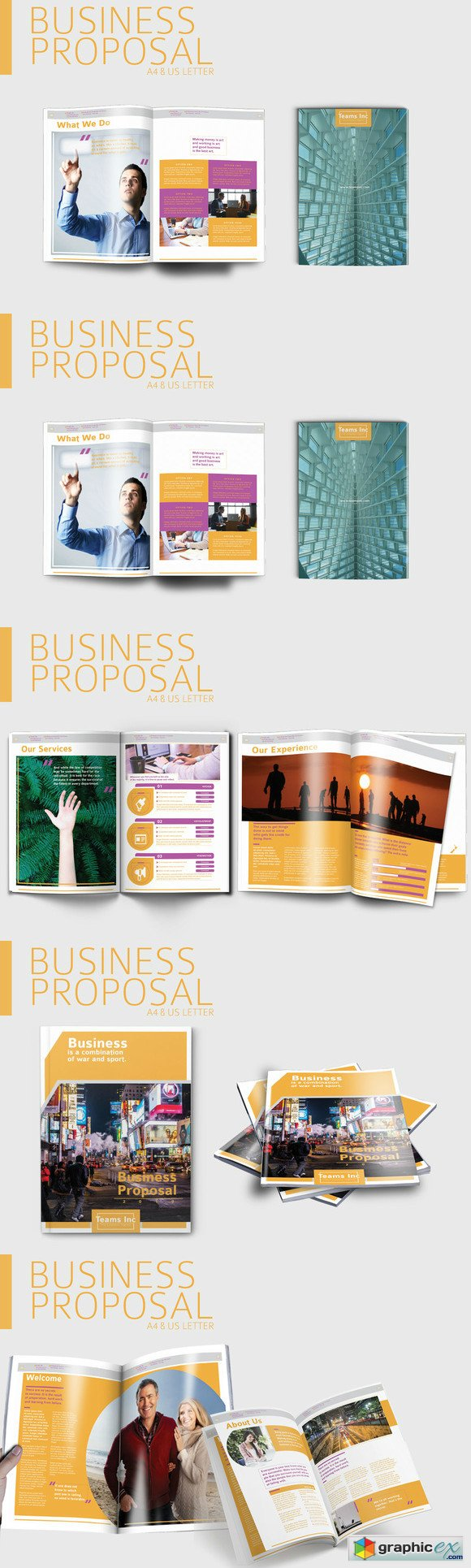 Business Proposal 450761