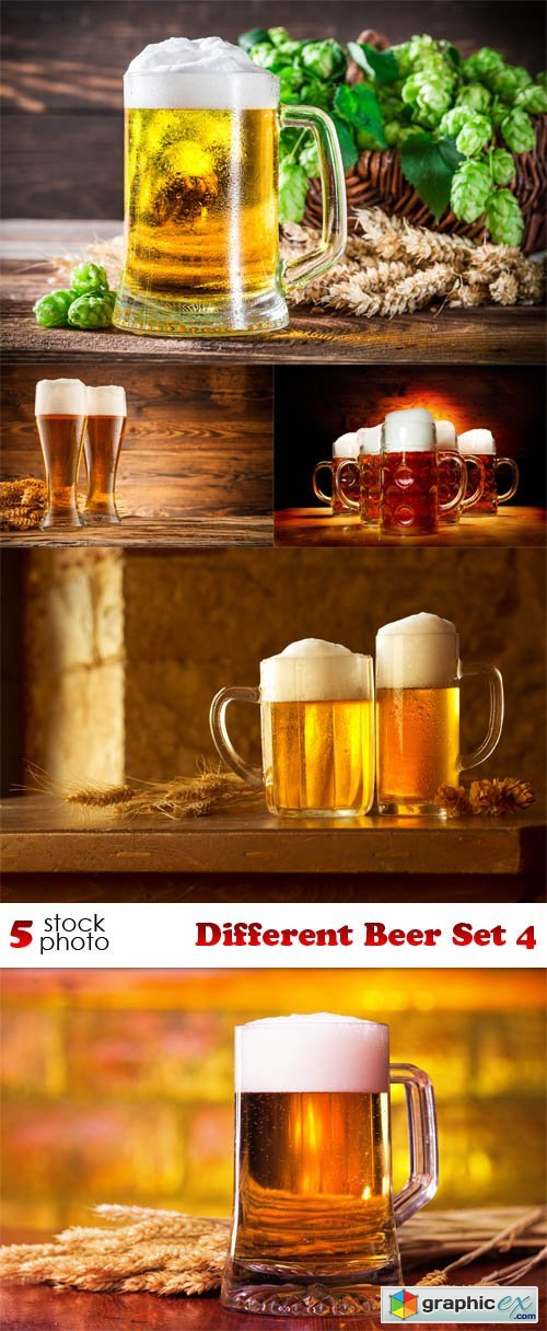 Photos - Different Beer Set 4
