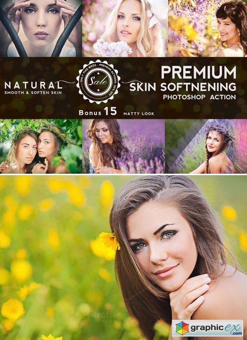Natural Flawless Skin Softening