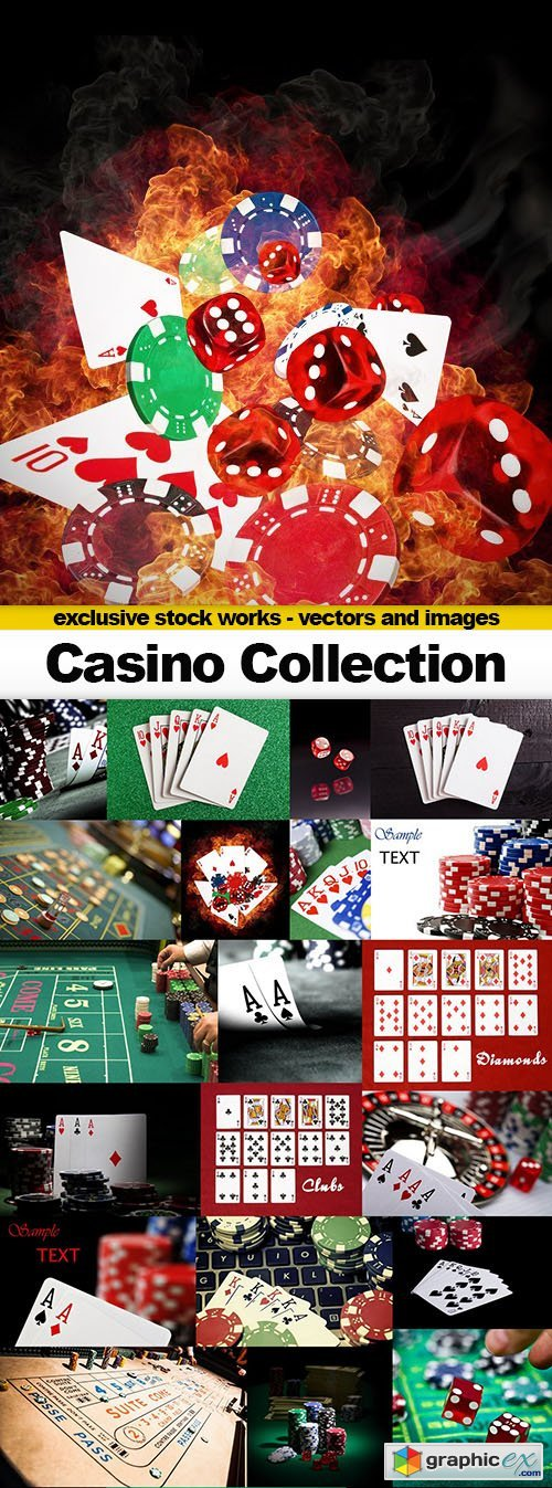 Casino Collection, 50xUHQ JPEG