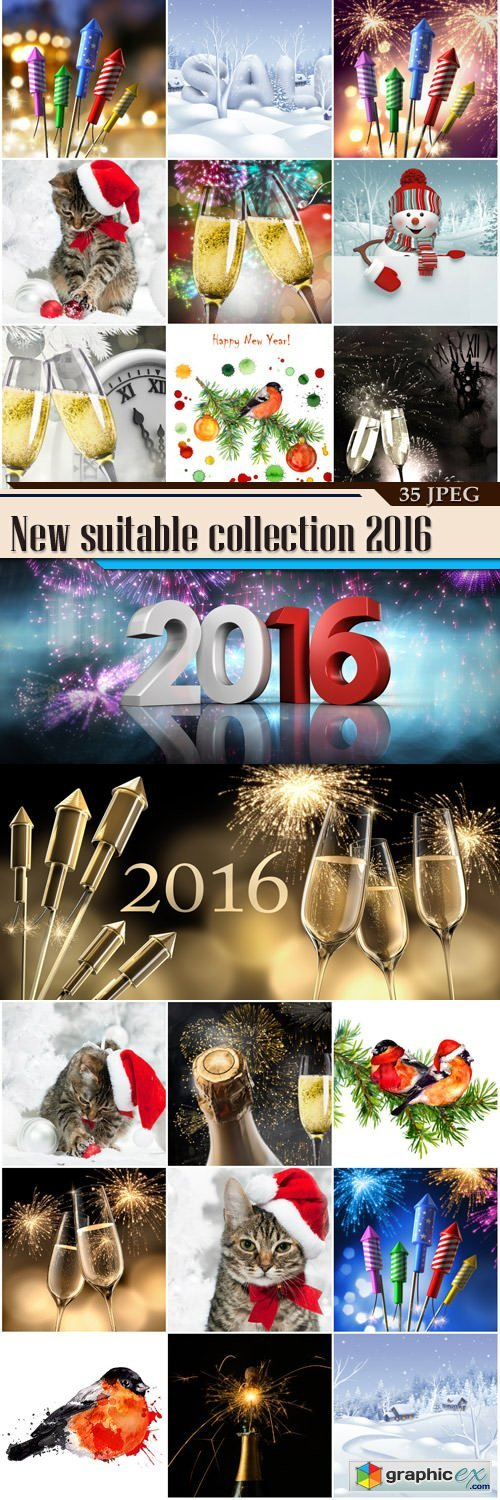 New suitable collection - 2016