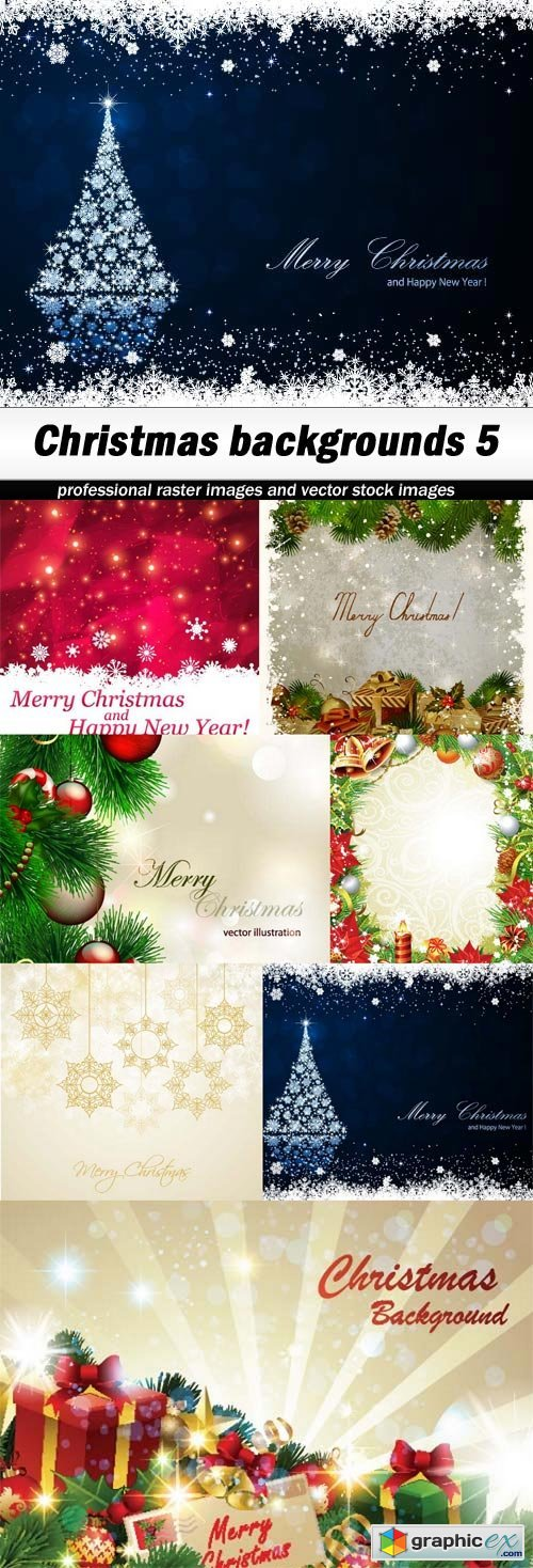 Christmas backgrounds 5