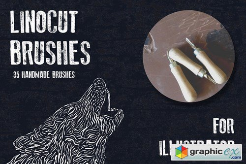 ALL Brushes By Guerillacraft