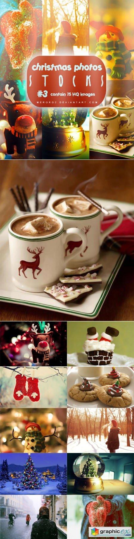15 Christmas Photos Stocks