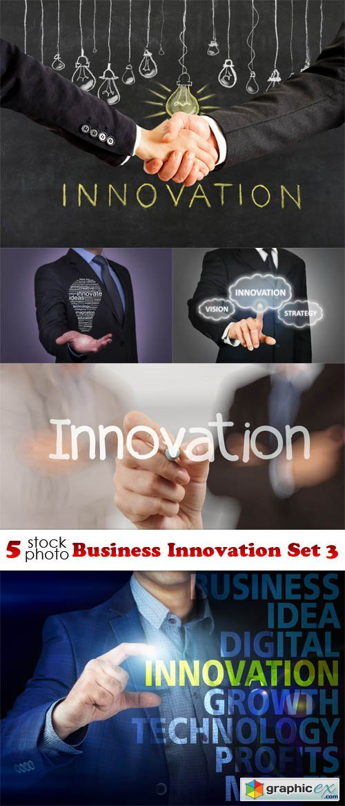 Photos - Business Innovation Set 3