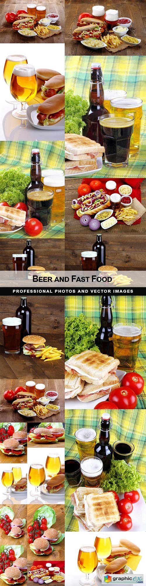 Beer and Fast Food