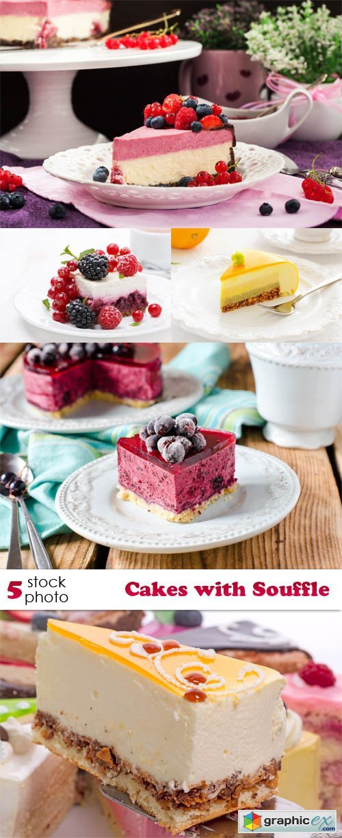 Photos - Cakes with Souffle