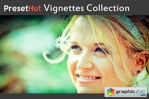 Vignettes Collection Lightroom Presets