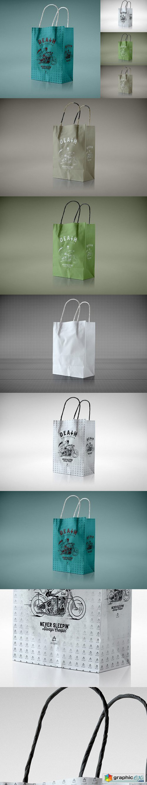 Shopping Bag Mock-up 2