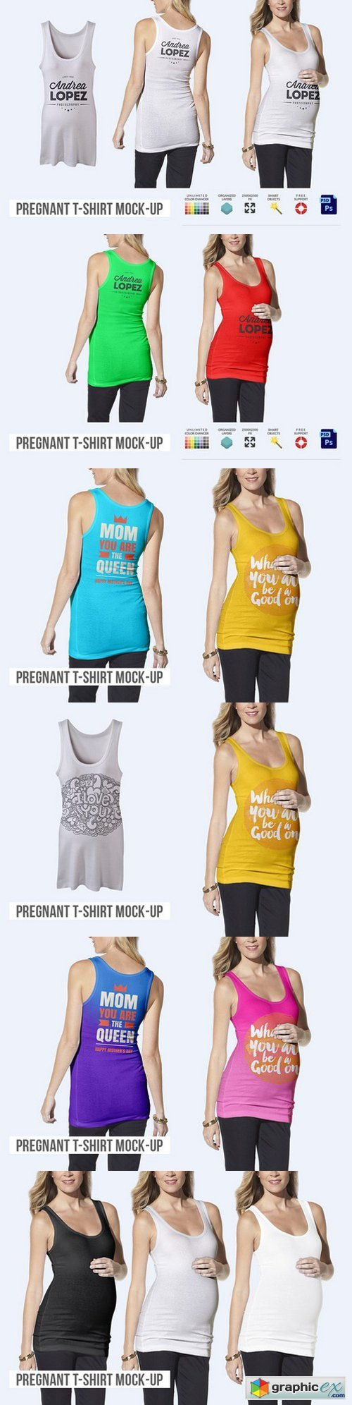 pregnant t-shirt mock-up » free download vector stock image photoshop icon  ex graphic