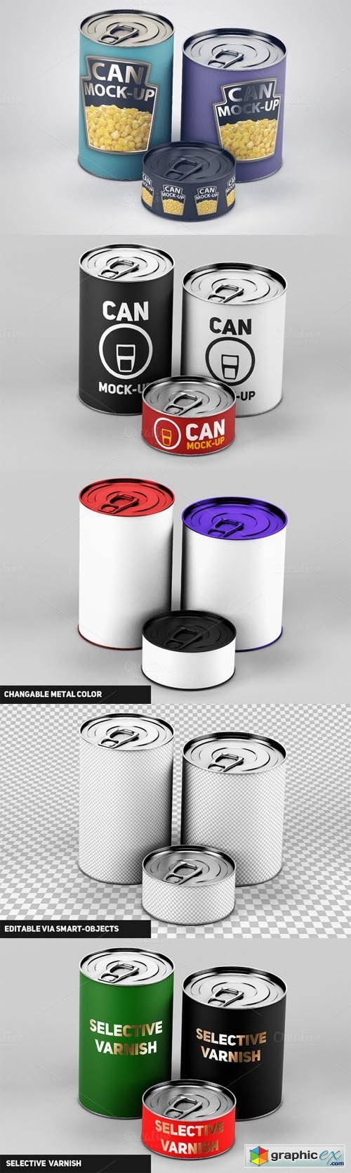 Cans Mock-Up 514948
