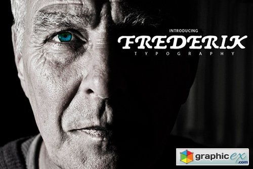 My name is Frederik Font