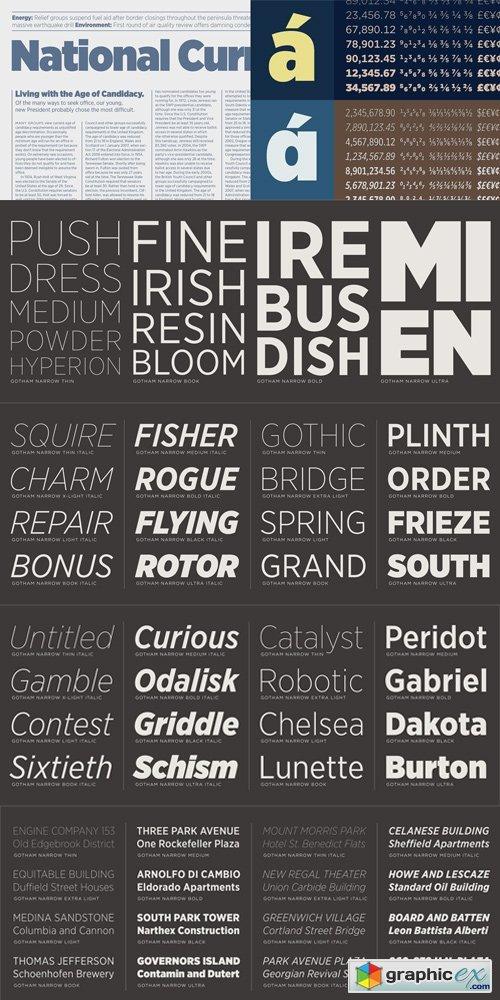 download gotham font
