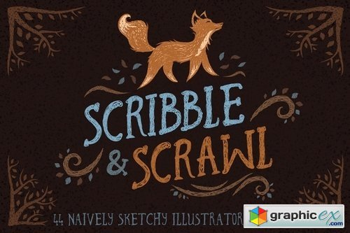 Scribble & Scrawl Brushes