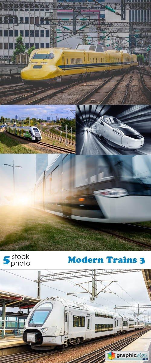 Photos - Modern Trains 3