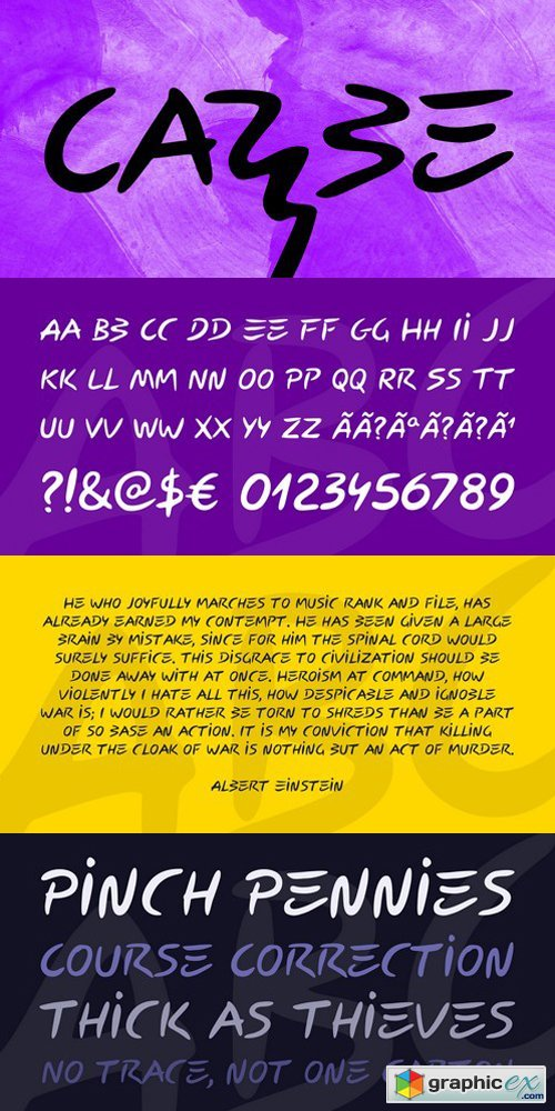 Carybe Font