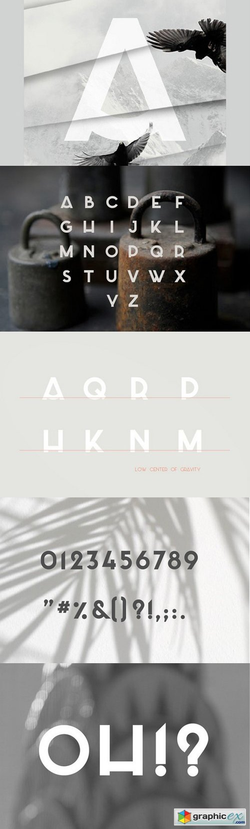Azedo Font (full version)