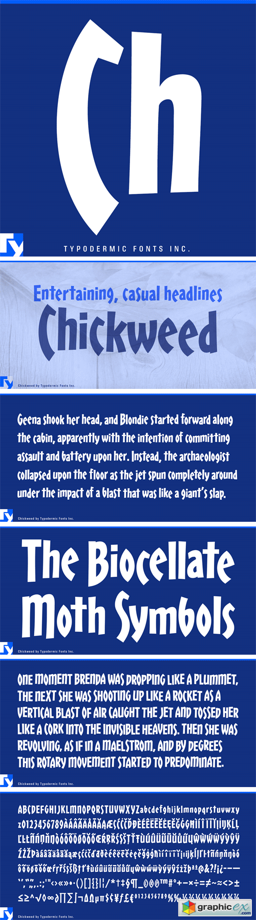 Chickweed Font
