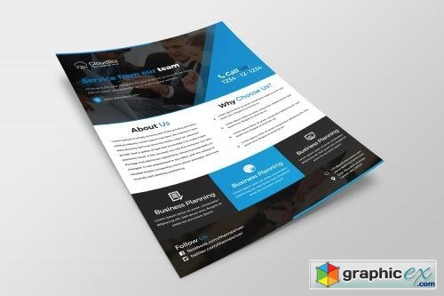 Corporate Flyer Package