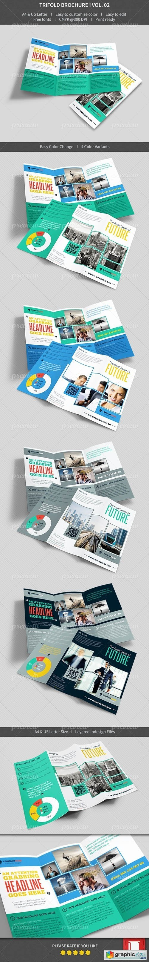 CodeGrape Trifold Brochure - Volume 02