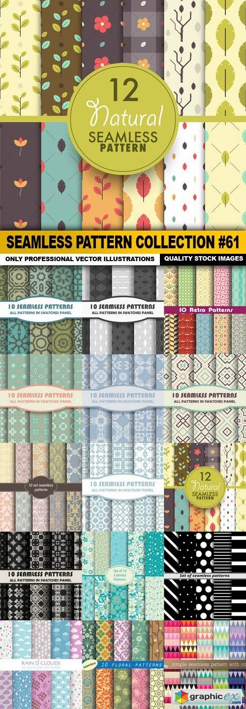 Seamless Pattern Collection #61