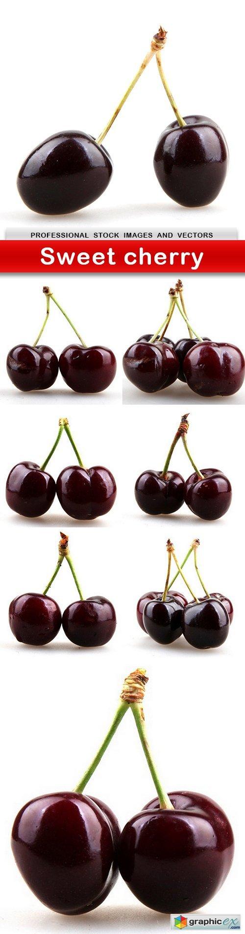 Sweet cherry - 8 UHQ JPEG