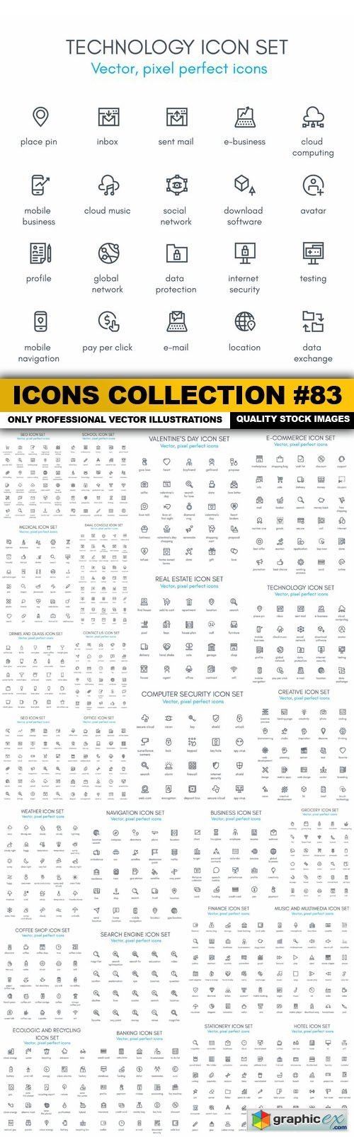 Icons Collection #83