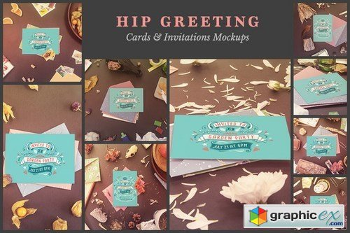 The Hip Greeting Cards & Invitations