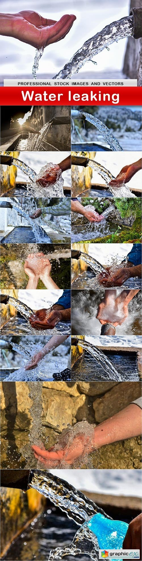Water leaking - 15 UHQ JPEG