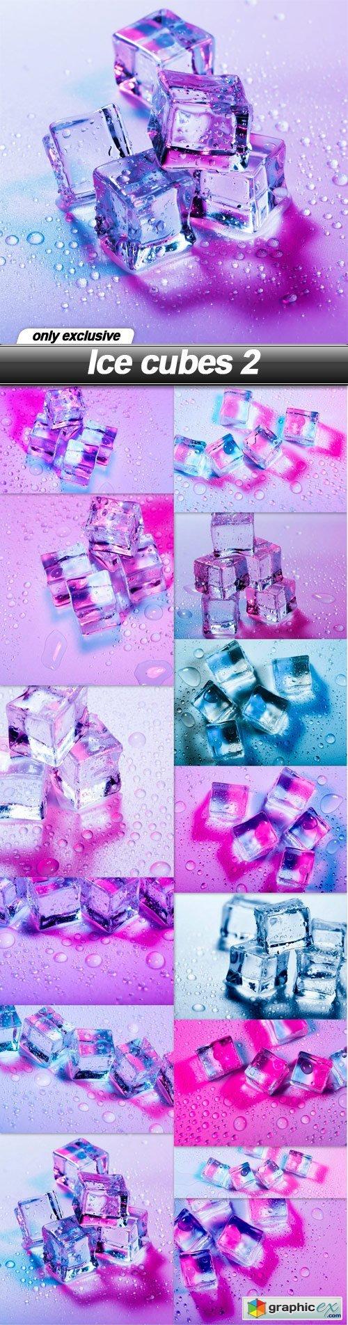 Ice cubes 2 - 14 UHQ JPEG