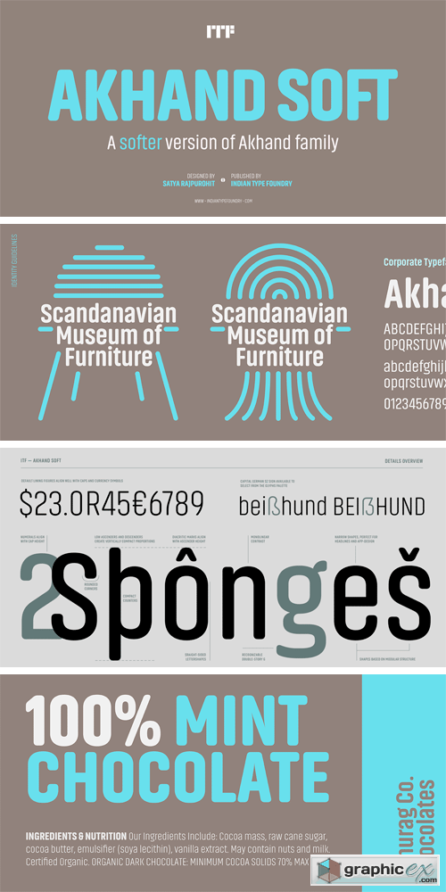 Akhand Soft Font Family