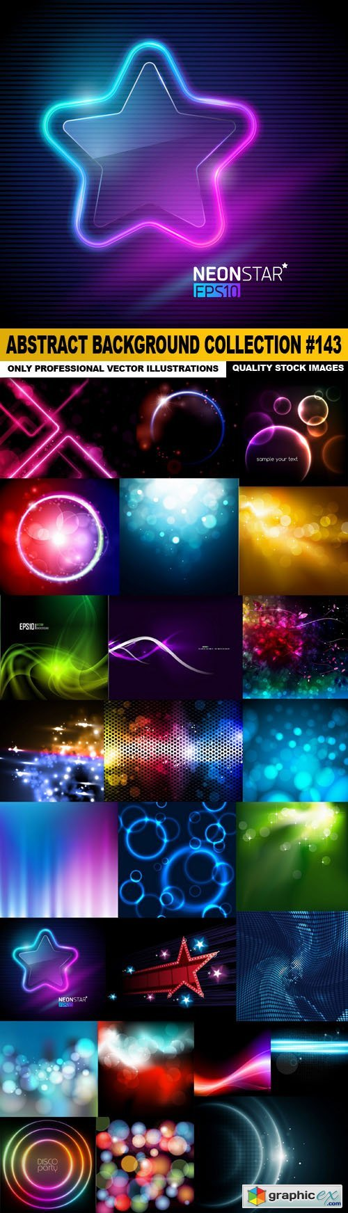 Abstract Background Collection #143