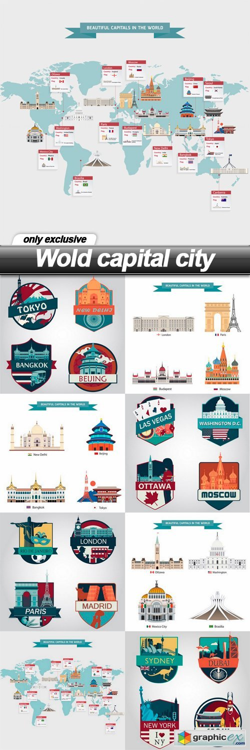 Wold capital city - 8 EPS