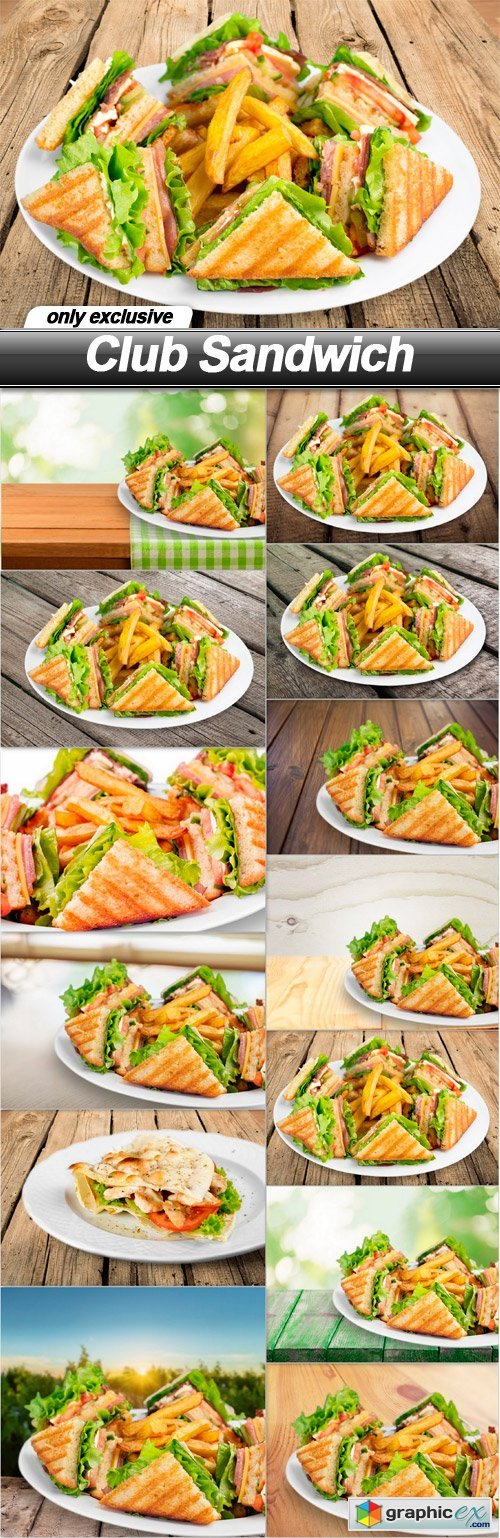 Club Sandwich - 13 UHQ JPEG