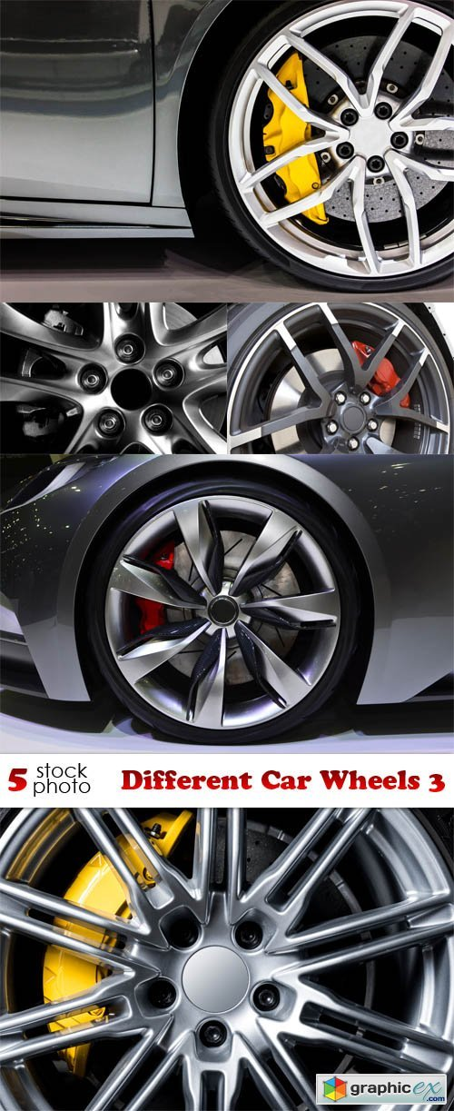 Photos - Different Car Wheels 3