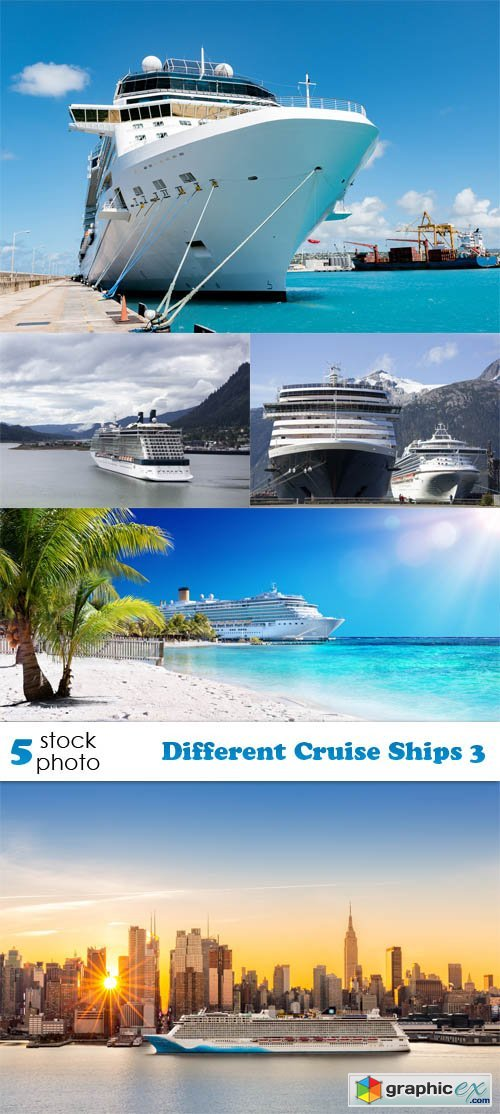 Photos - Different Cruise Ships 3
