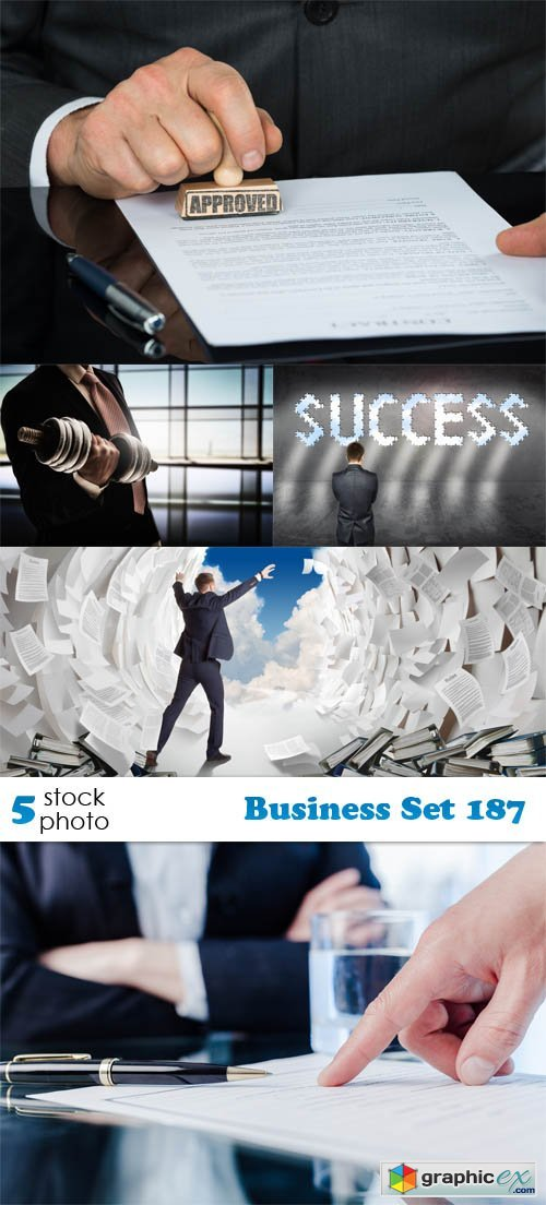 Photos - Business Set 187